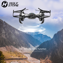 Holy Stone HS170G blå Mini Drone RC Drone Quadcopters Headless Mode En Key Return RC Helikopter Barn Bästa Leksaker För Pojkar