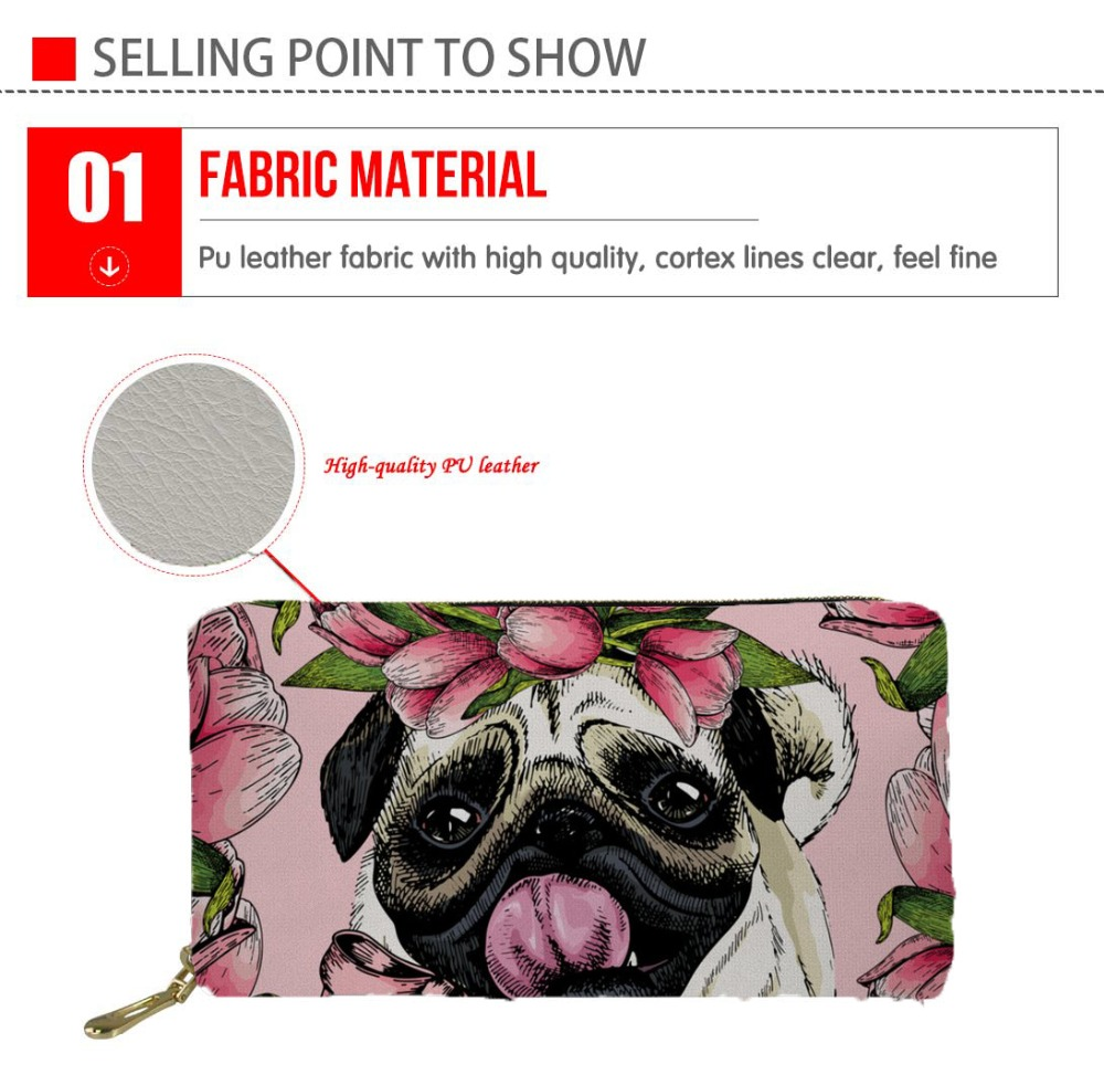 Coin Purses & Holders Bulldogs Corgi Pet Women Credit Card Holder Pu Leather Waterproof Zipper Protective Bag For Name Id Card Wallet Cardholder Cover Card & Id Holders