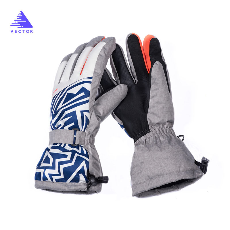Men's Ski Gloves Snowboard Gloves Women Thermal Motorcycle Riding Winter Gloves Windproof Waterproof Unisex Snow Gloves