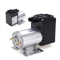Maisi 12V DC Micro Vacuum Pump Air Compressor Electric Pump Vacuum Suction 5L/Min Air Flow
