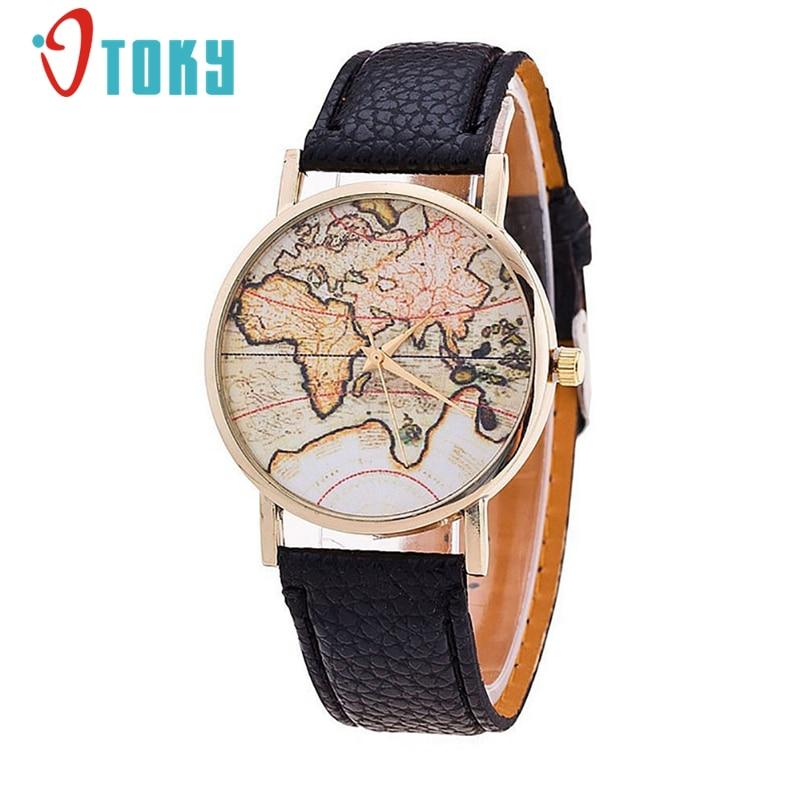 OTOKY Luxury Dress Clock Female Brand Ladies Watch Diamond Analog Leather Band Quartz Wrist Watches Women Relogio Feminino