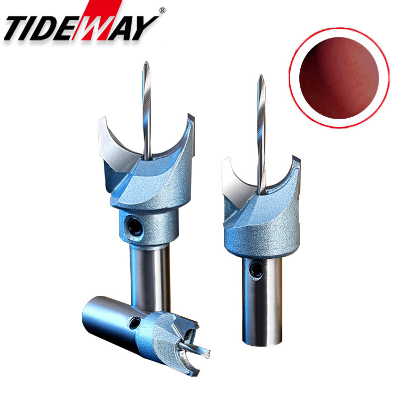 Tideway Profession Grade Carbide Beads Bits Carriage Wood Beads Hand Tools Pagoda Drills Beads Tools Router Bit Accessories