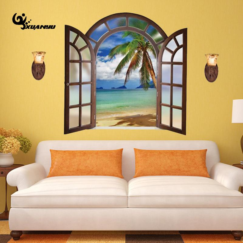 Awesome Outdoor Scene Wall Art Ensign - Wall Art Ideas - dochista.info