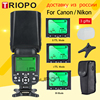 TRIOPO TR 988 Professional Speedlite TTL Camera Flash With High Speed Sync For Canon And Nikon