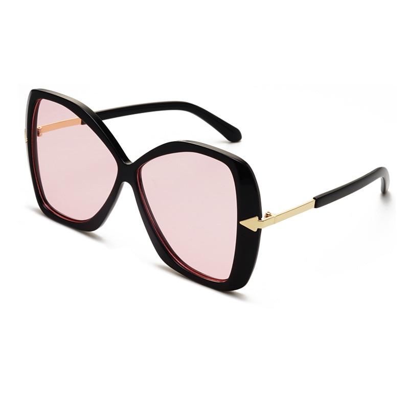 New Womens DG STYLE Designer Fashion Butterfly Square Sunglasses RETRO Shades