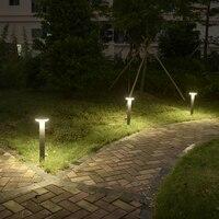 IP54 wasserdichte led Säule Lampe Pathway led landschaft beleuchtung park Rasen Licht Außen Straße Licht Balkon korridor wand Lampen-in LED-Innenwandleuchten aus Licht & Beleuchtung bei