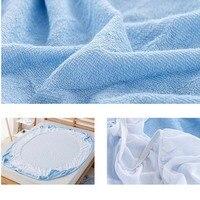 Cama cama colchão capa dustproof protetor de algodão à prova ddustágua macio confortável para casa dc112|Colcha| |  -