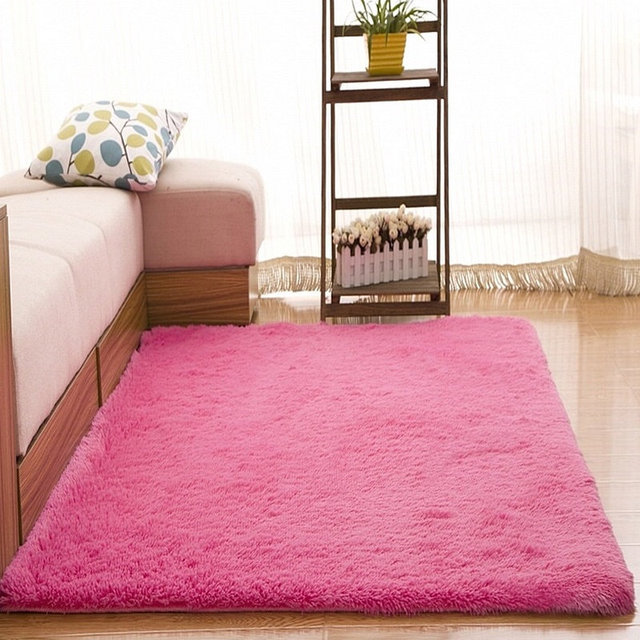 50*80 cm door mats doormat entranceway shaggy rug for living room ...