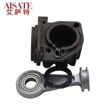 For BMW E65 E66 X5 E53 E39 Air Suspension Compressor  Cylinder Head Piston Rod Ring Ride Pump 37226787616 372267787