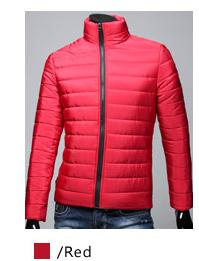 New men's winter men's casual jacket collar cotton padded winter coat thick male.JN138