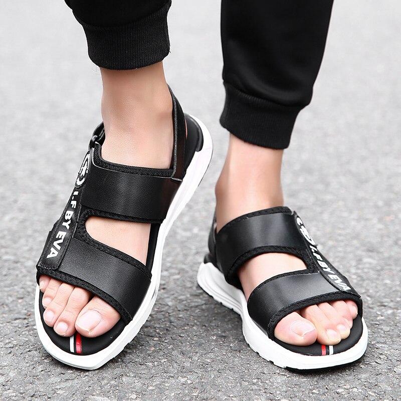 Respirant Acgicea Flops Casual Mode Hommes Nouvelle Homme Size38 44 white Cool Plage Black Flip D'été Lumière Sandales Chaussures Arrivée rqwYvYAI0