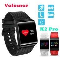 X9 Pro Smart Wristband Passometer Blood Pressure Smart Watch Heart Rate Monitor Smart Band Deep Waterproof