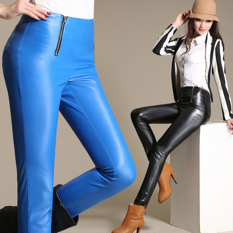 Leather Leggings Tall