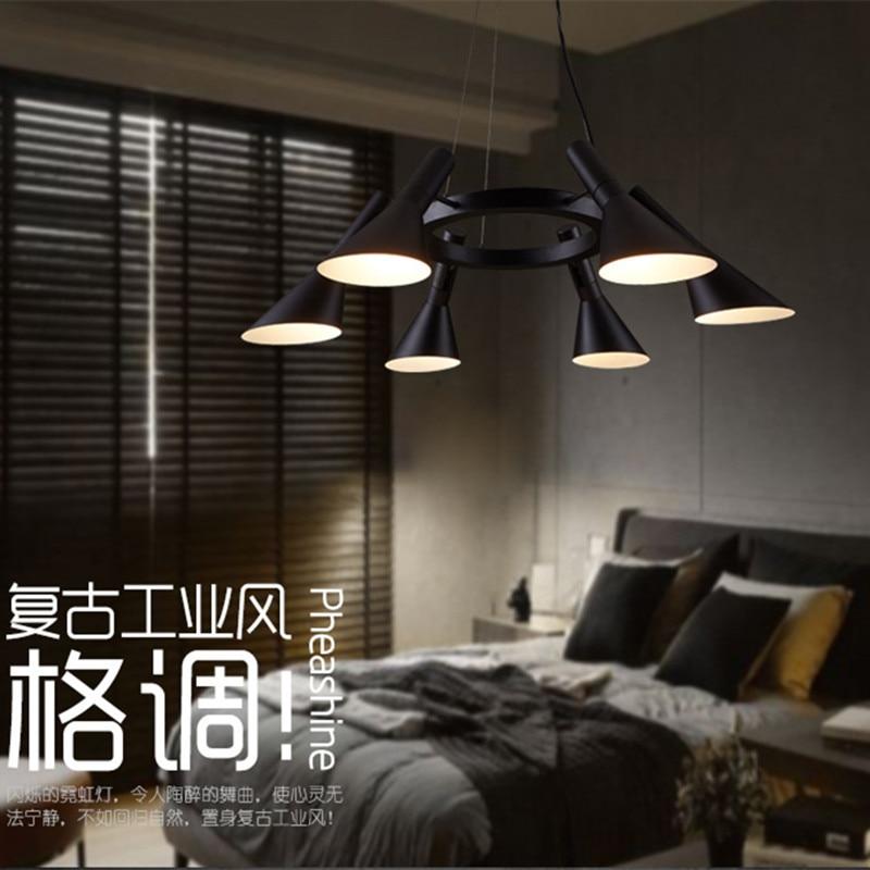6 Lights Modern Living Room Creative PenLight Northern