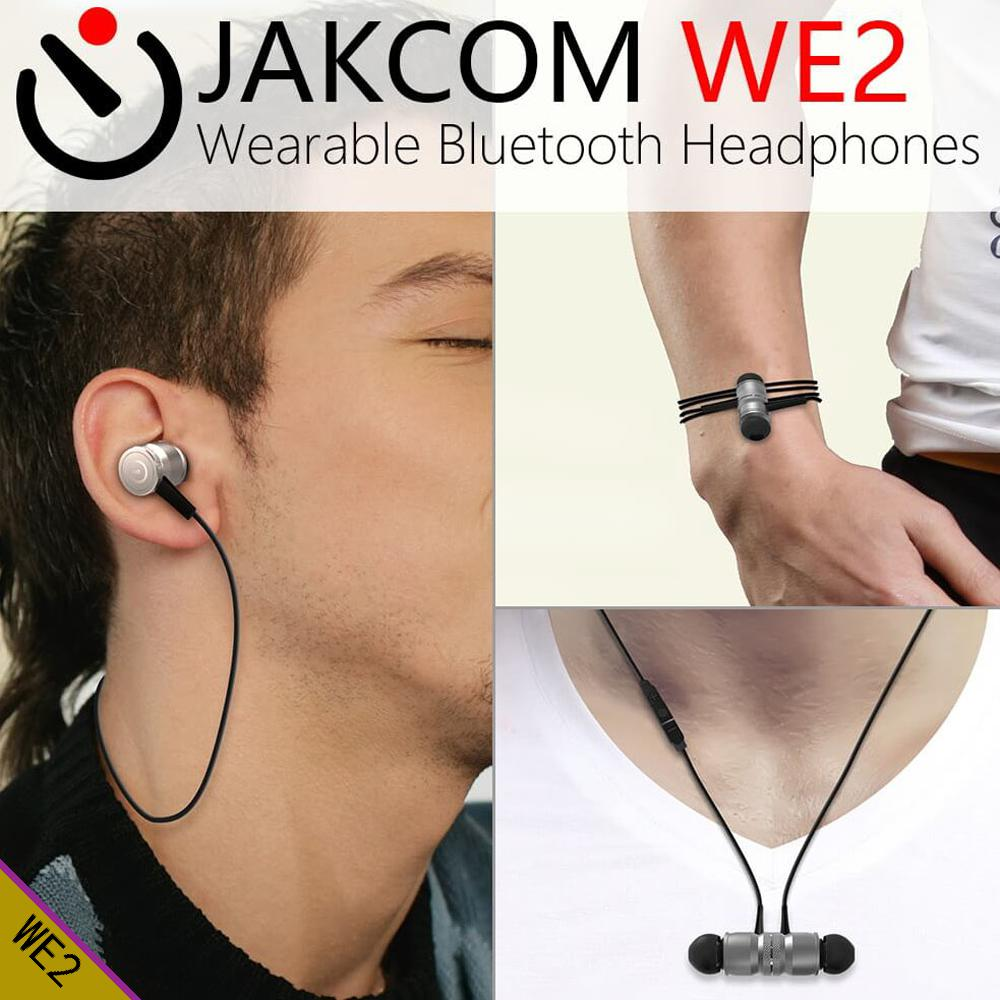 JAKCOM WE2 Smart Wearable Earphone Hot sale in Smart Accessories as polar v800 soco ingles suunto watch