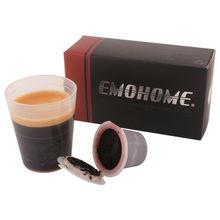Espresso machine! refillable system,