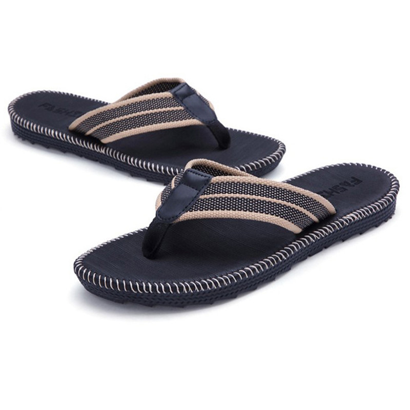 f5af70330205dc 2018 Hot Selling Fashion Beach Slippers Flip Flops Mens Slippers EVA Casual Men  Shoes Summer Sapatos Hembre sapatenis masculino