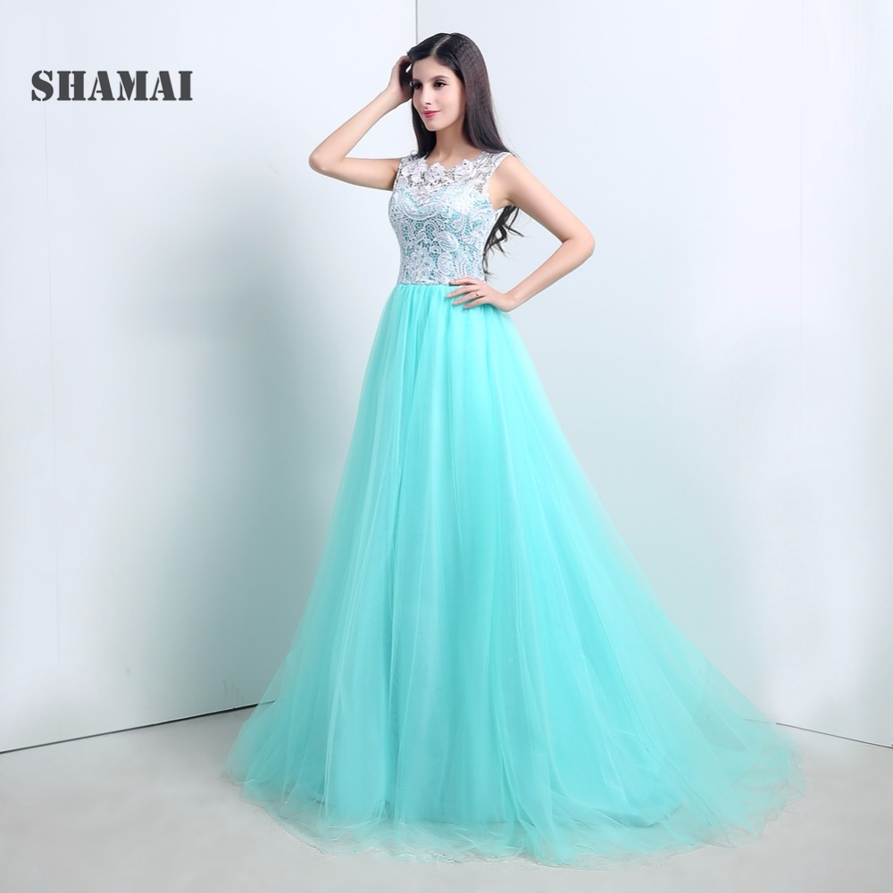In stock Free shipping Cheap White Lace Top Green Tulle Wedding ...