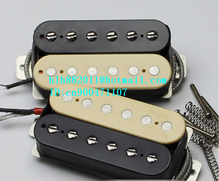free shipping new  electric guitar pickup in yellow/black made in South Korea ART-29 free shipping new electric guitar double coil pickup chb 5 can cut single art 46