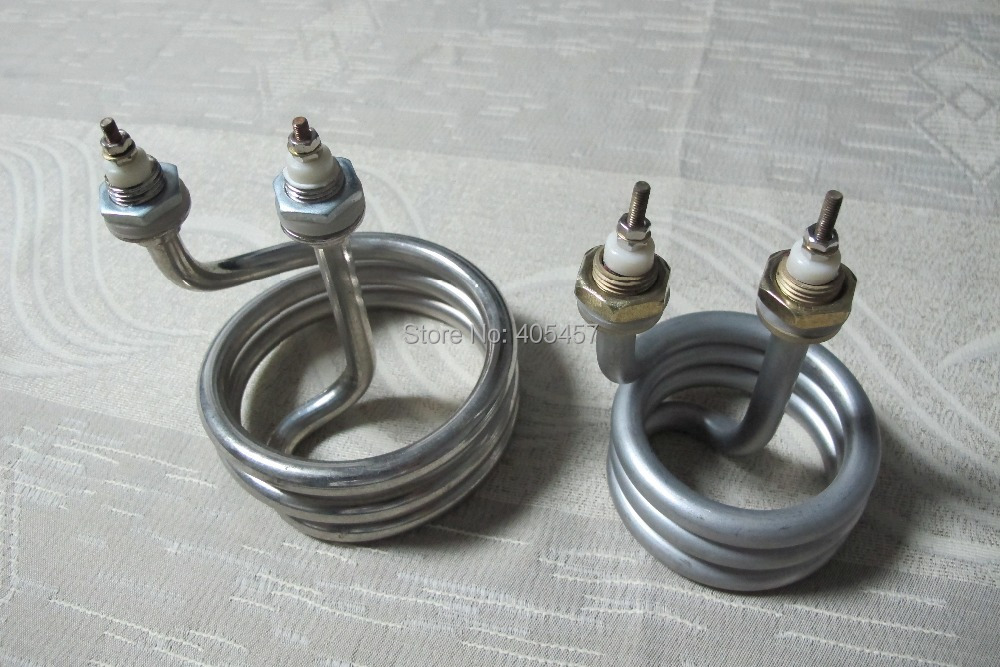coil heater elements,multi-circle electric heating tube,multiloop distillating machine heater pipe,round electrical heater parts 10x1mm soft coil copper tube pipe air conditioner refrigeration systems