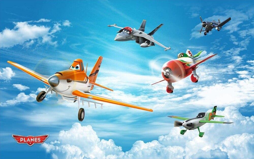 870 Gambar Kartun Animasi Pesawat Gratis Terbaik