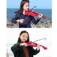 New Early Childhood Education Instrument Violin Realistic Simulation Musical Instrument Children Educational Toys