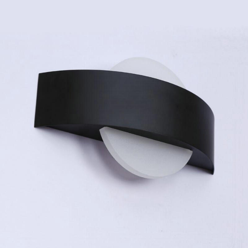 10W LED Indoor Wall Lamp Brand New AC110V/220V Bedroom Decorate Sconce Cold White / Warm White  Romantic LED Wall Light contemporary led wall lamp with butterfly lampshade for bedroom foyer 15w wall sconce white warm white indoor lighting lamp