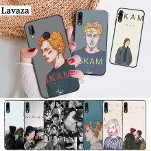 Lavaza Norwegian tv SKAM Luxury Silicone Case for Huawei P8 Lite 2015 2017 P9 2016 Mimi P10 P20 Pro P Smart Z 2019 P30
