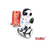 NEW Arrival KIB RC Robot Gesture Control Walk Dance PK Load 6 Axis Gyro 6Mode Smart Balance Electric Robot Cool Gift For Boy Toy