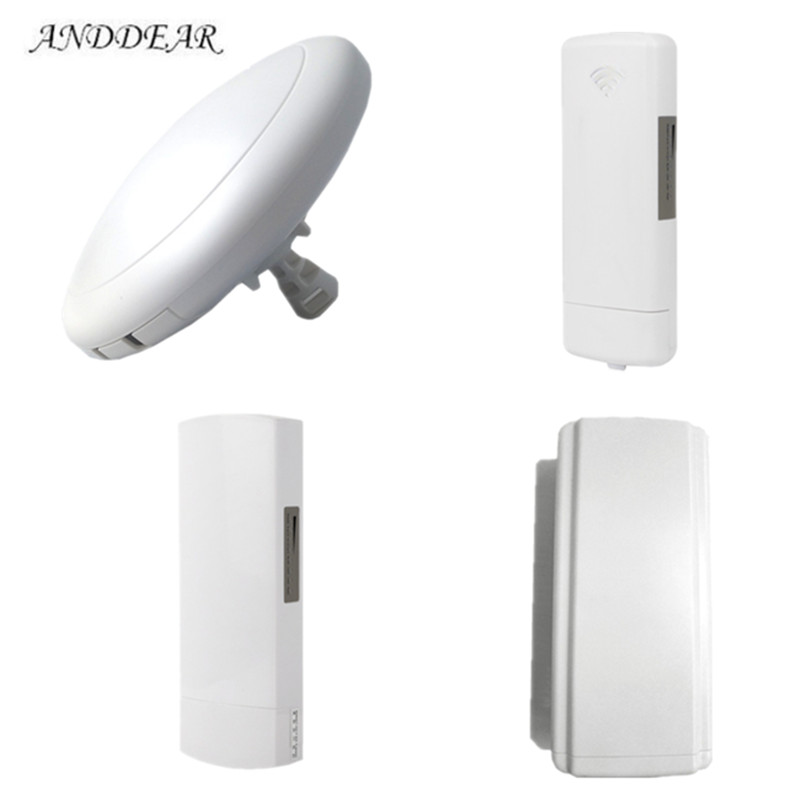 ANDDEAR9341 9331 Chipset WIFI Router Repeater Long Range 300Mbps2.4G Outdoor  CPE AP Bridge Range Extender
