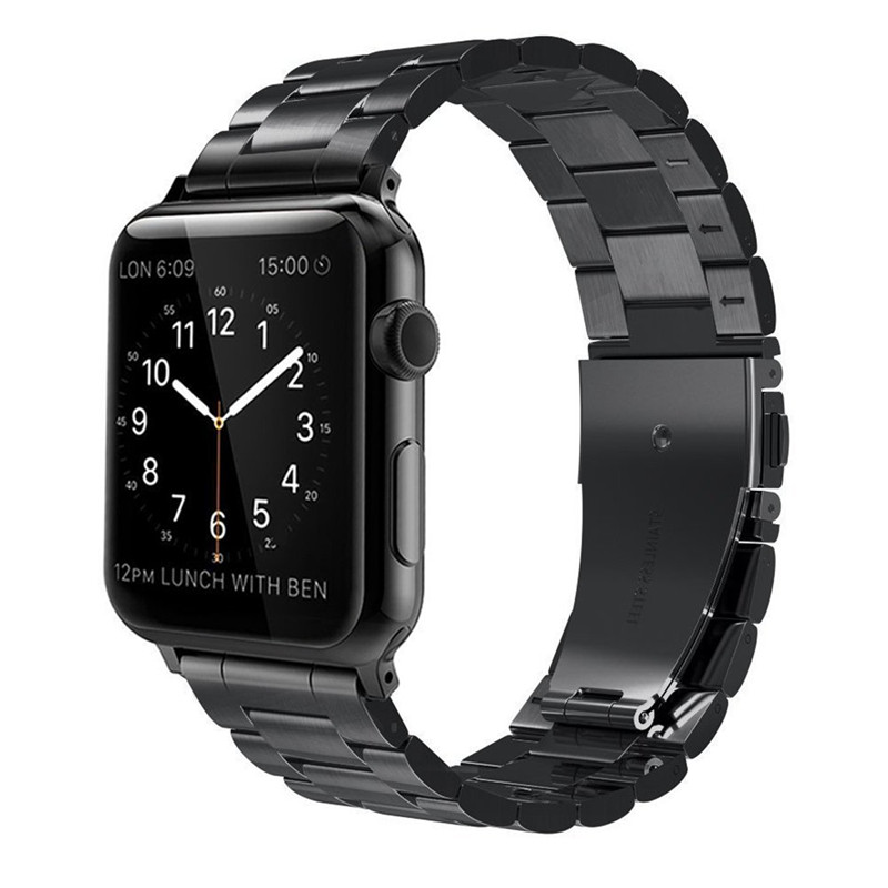 Compatible with Apple Watch Band 38/42/44mm Stainless