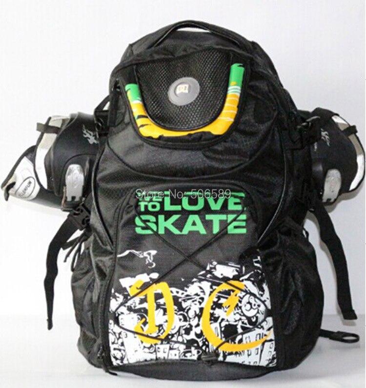 free shipping roller skating bag 45 L 50x36x16  цена и фото