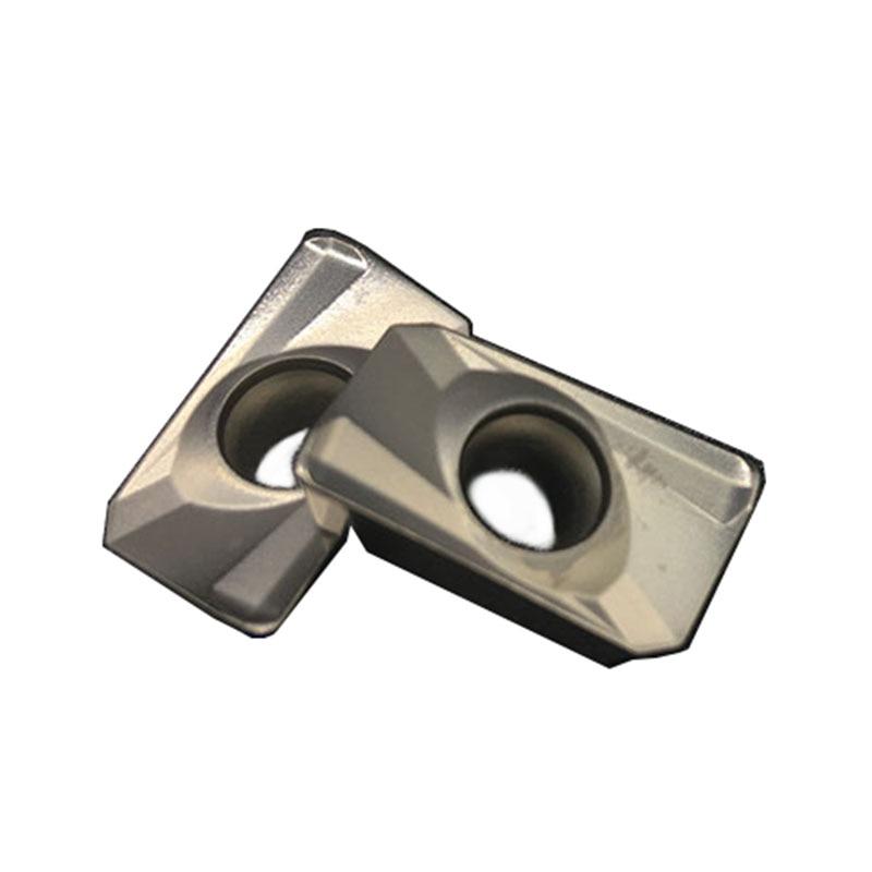10 STKS APMT1604 PDER H2 CT7000 Freesgereedschap Cermet Grade Carbide insert Draaibank cutter Tool Frezen insert Gezicht frezen