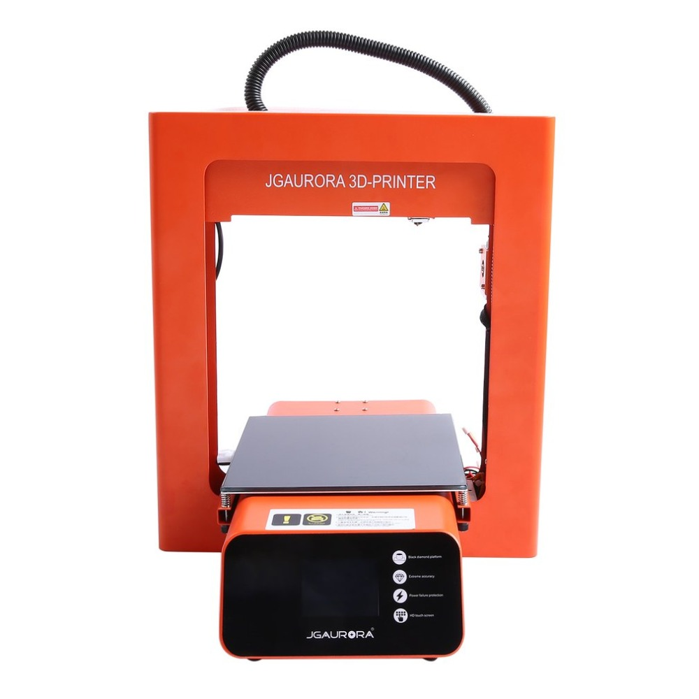 Professional Desktop 3D Printer High Precision 2.8 Inch HD Touch Screen U Disk Home Off-line Printing Machine image