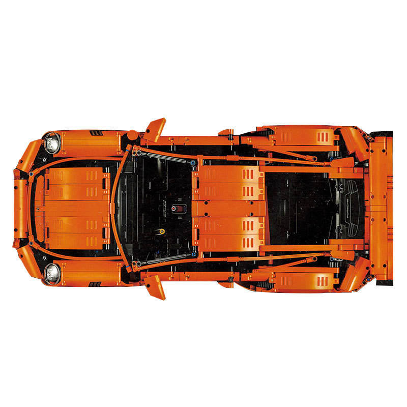 LEPIN Technic Series MOC Race Car Idea Champion Racing Building Blocks Sets Kits Bricks Kids Boy Gift Toys Compatible Legoings