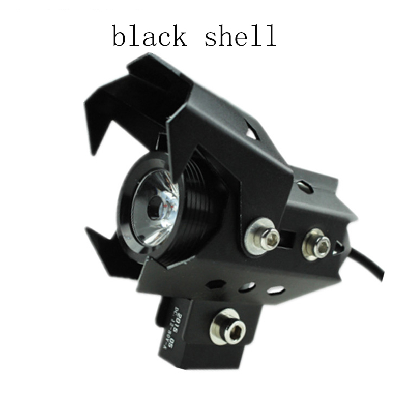 Huiermeimi 1PCS U8 <font><b>LED</b></font> Motorcycle Headlight <font><b>led</b></font> DRL Fog light moto Spot head Lamp <font><b>12</b></font>-<font><b>80V</b></font> Waterproof 125W driving lights 2017 image