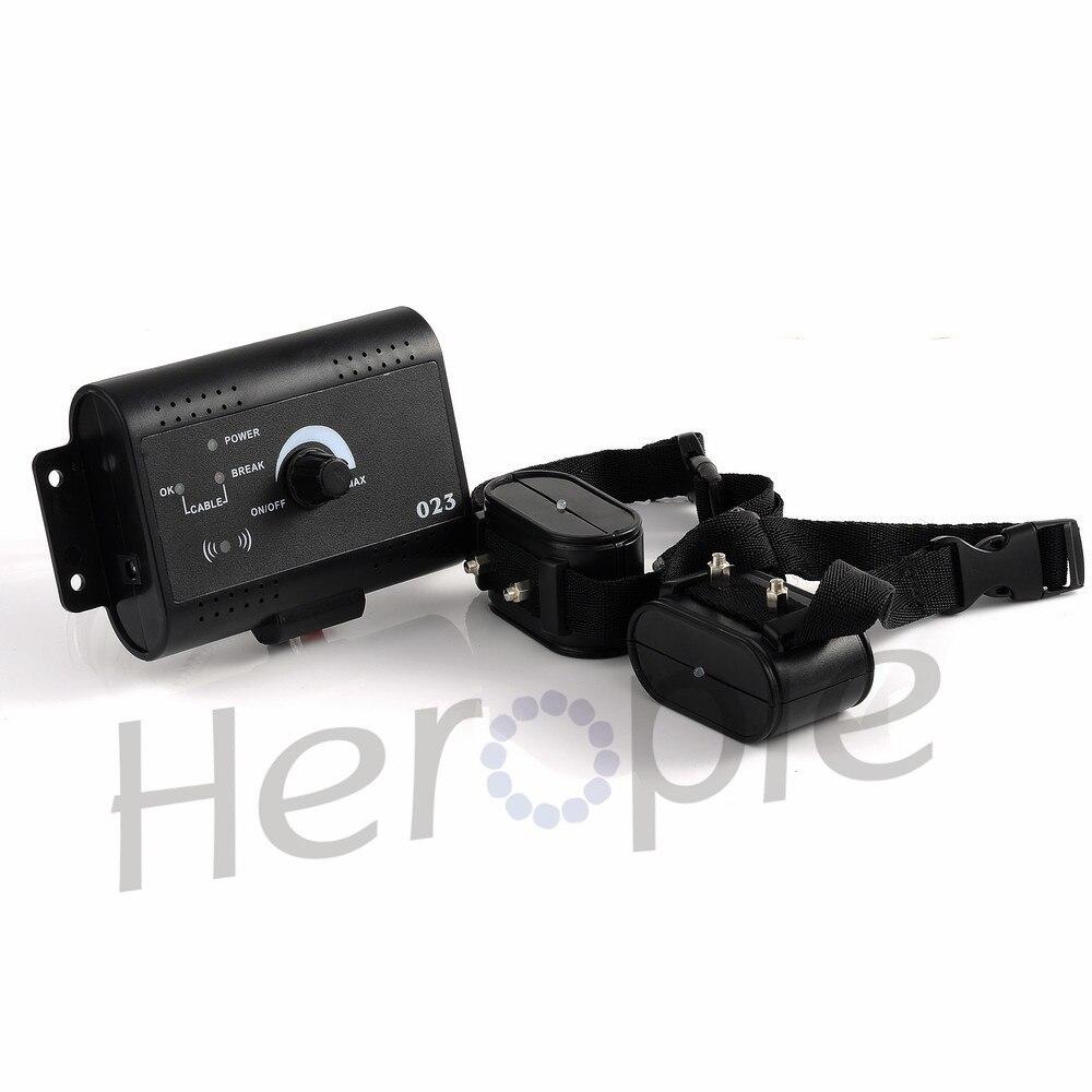 Heropie Waterproof Control Device Collar In Ground