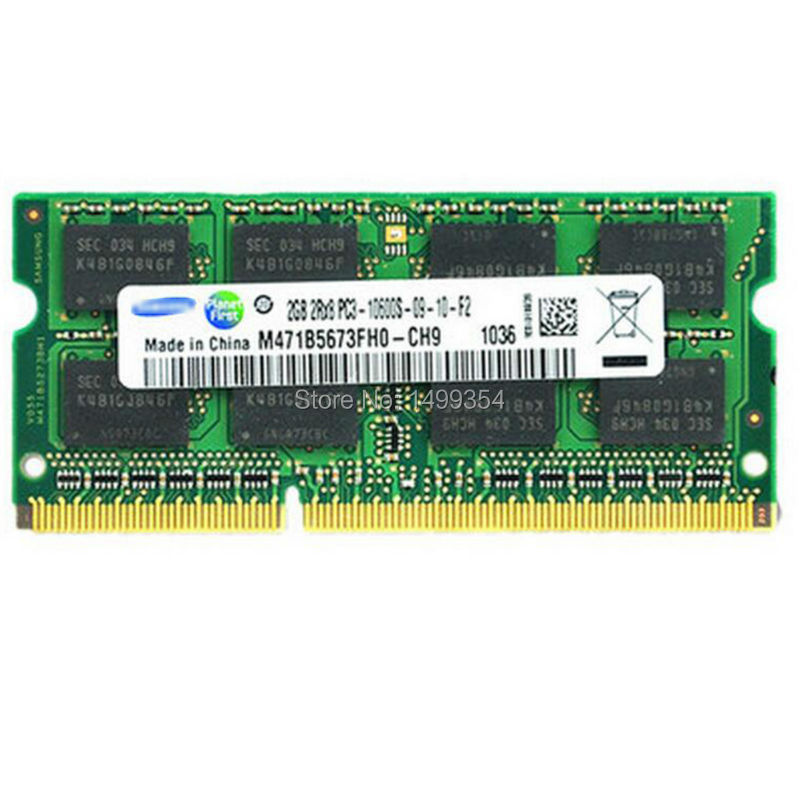 New Universal Laptop RAMs DDR3 1333MHz 2GB 4GB Memory Chip Bar Card RAM For Lenovo/Samsung/Sony/HP/DELL/ASUS/ACER/TOSHIBA
