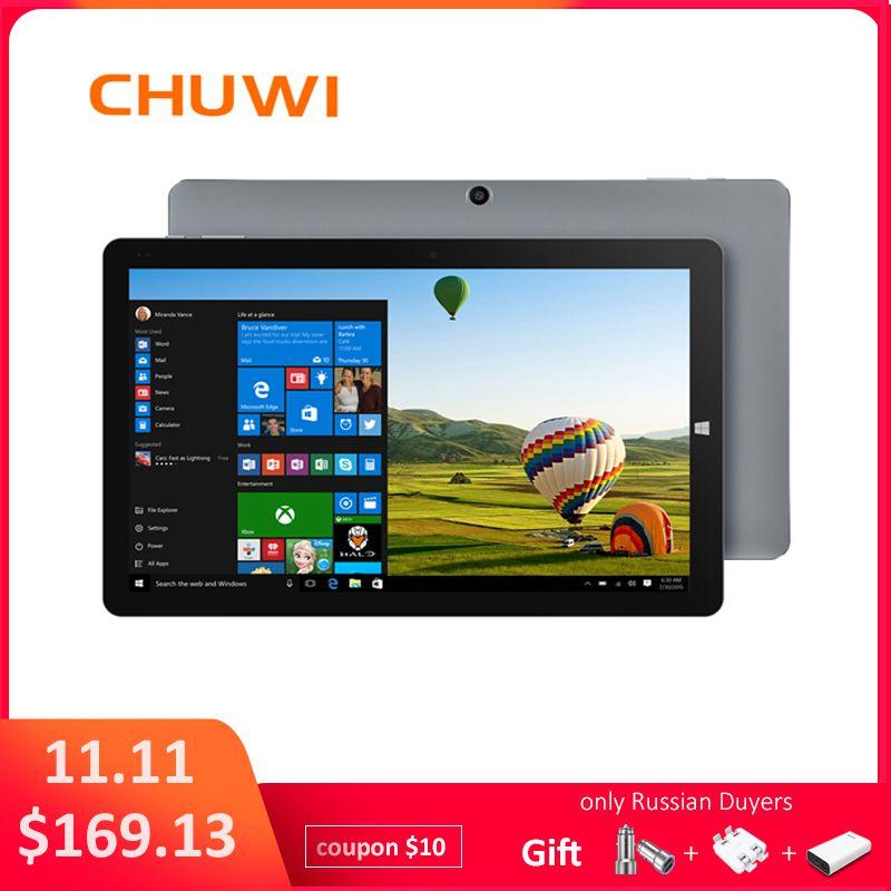 цена на Original CHUWI Hi10 Air tablet PC Windows10 Intel Cherry Trail-T3 Z8350 Quad Core 4GB RAM 64GB ROM 10.1inch Type-C 2 in 1 Tablet