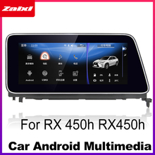 Car Android Radio GPS Multimedia player For Lexus RX 450h RX450h 2015~2018 stereo HD Screen Navigation Navi Media все цены