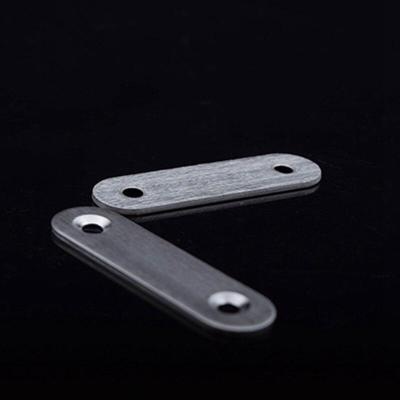 1fc1f6fb9c Envío de DHL de acero inoxidable muebles de línea recta soporte 2000  unids/lote precio al por mayor hardware