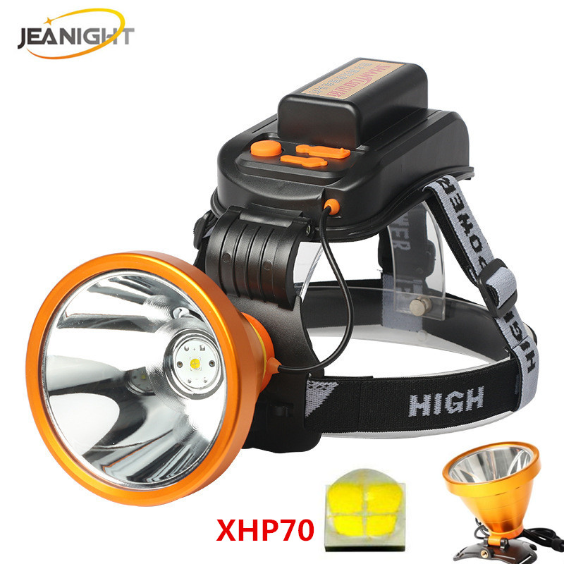 Rechargeable super bright headlamp