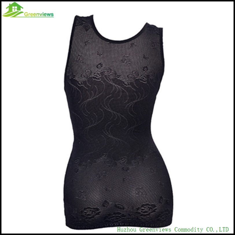 80aacb399e24d 1pcs lot Fashion Slimming Bust up Body shaper Tummy Fat Control Camisole  Tank Top Contral Tops XL 3XL Black Skin Purple -in Tops from Underwear    Sleepwears ...