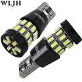 WLJH 2X T10 Canbus LED T15 921 Led Reverse Lights Backup Bulb for Volkswagen Beetle Golf Jetta Passat Tiguan Touareg 2013 2015