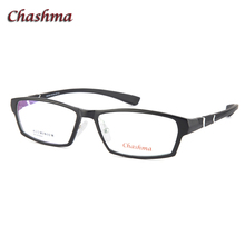 Chashma Brand Designer Top Quality Alloy Sport Eyewear Frame Mens Fashion Stylish Full Rimmed Spectacles for Man