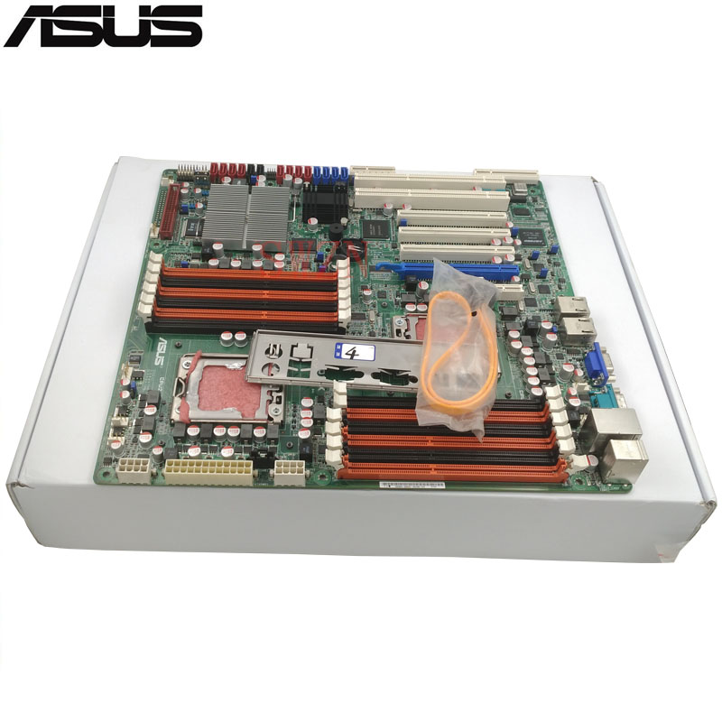 original Used Server motherboard For ASUS Z8PE-D12X 5520 Support 1366 W5500/X5500/E5500/L5500 Maximum DDR3 64GB 12*SATAII ATX