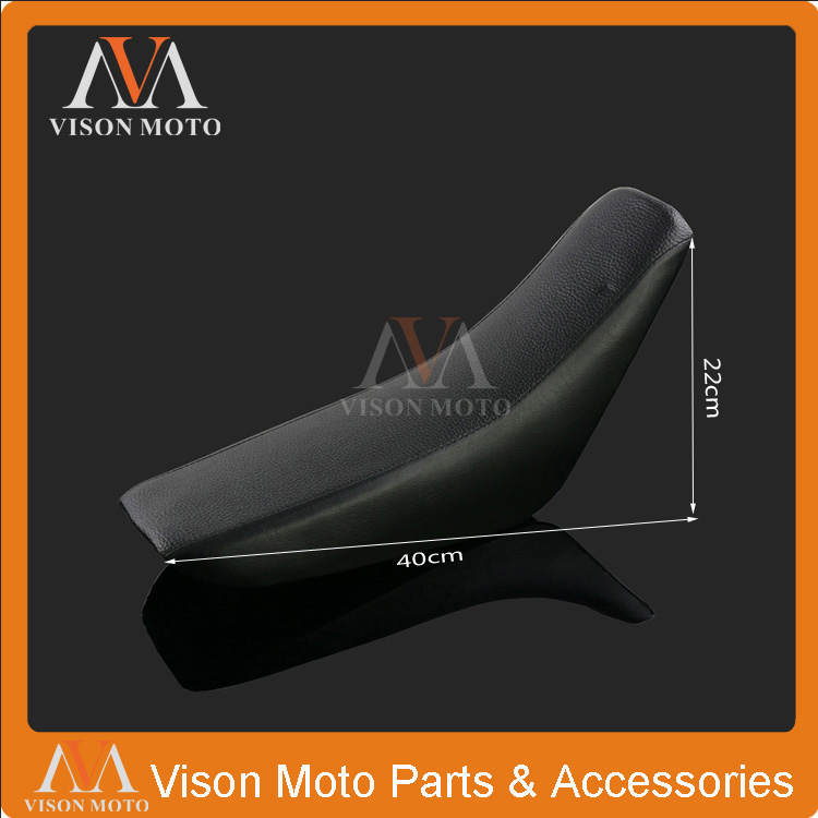 New Seat For Honda CRF50 XR50 70 90 110 Chinese Made Dirt Bike Off Road Motorcycle