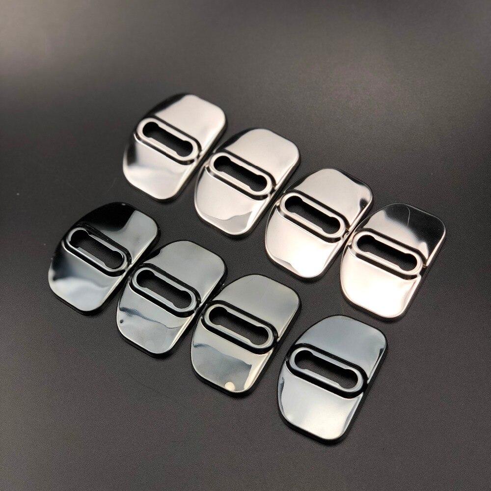 Car Door Lock Cover For Volkswagen/Audi/Skoda/ Seat/Porsche/Smart/Lada Vesta/Chery Tiggo