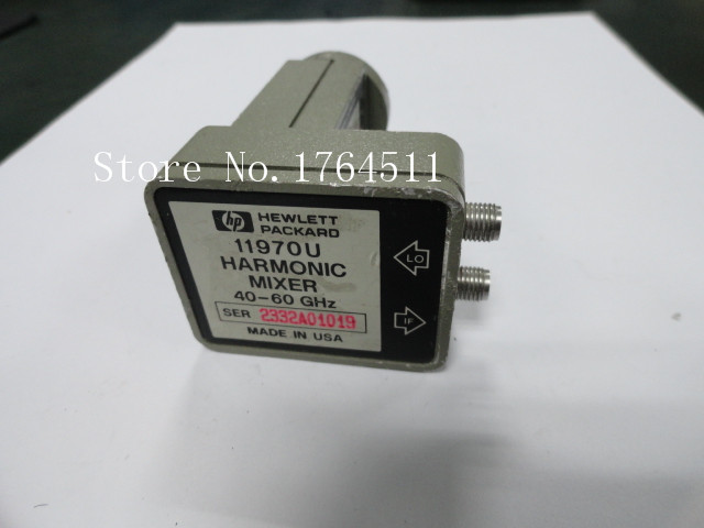 [BELLA] ORIGINAL 11970U 40-60GHZ Waveguide SMA-WG Mixer