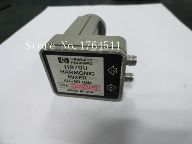 [BELLA] ORIGINAL 11970U 40-60GHZ Waveguide SMA-WG Mixer